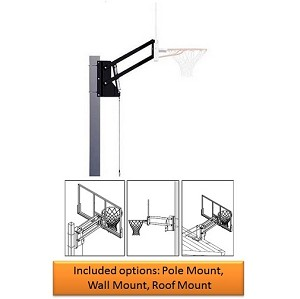 Spalding / Huffy 316 Basketball  U-Turn Lift System Bracket