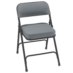 52-PACK 3200 Series Extra Padded Folding Chairs