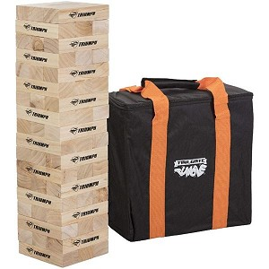 Triumph Sports 35-7194-2 Fun Size Tumble Tower Game