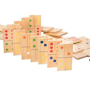 Triumph Sports 35-7331-2 Wooden Lawn Dominoes