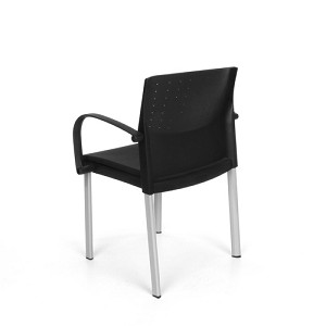 Ofm 411 (2 Pack) Europa Stack Chair With Arms