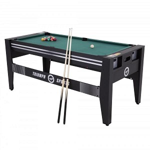 Triumph Sports 72-inch 45-6065 4-in-1 Multi Game Table