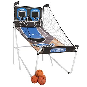 Triumph Sports 45-6099BLU Big Shot 8-in-1 Electronic Arcade Basketball Game