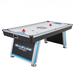 Triumph Sports 7-Ft Blue Line Table Air Hockey Game Table 45-6808