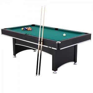 Triumph Sports 45-6840 84-inch 2-in1 Game Phoenix Billiard Pool Table and Table Tennis