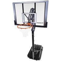 SO Reebok 51560 50 Inch Acrylic Portable Hoop Goal Basketball System
