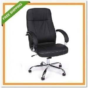 OFM Stimulus Series High-Back Leatherette Executive/Conference Chair