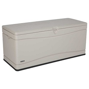 Lifetime Outdoor Storage Box 60040 130 Gal. Capacity