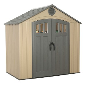 60175 Lifetime 8 Ft. x 5 Ft. Outdoor Storage Shed