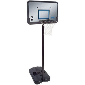 Huffy Sports Basketball Hoop 61312 44 In Eco composite Portable Hoop
