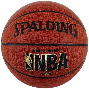 Spalding Basketball Ball 64-412e NBA Zi/O Indoor Outdoor Official Size
