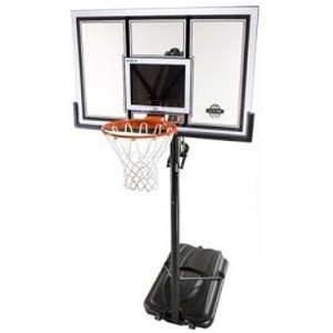 Lifetime 54-Inch Polycarbonate Portable Basketball Hoop (Model 71524)