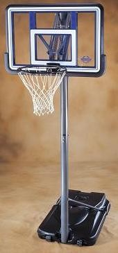 SO Lifetime 71595 44 In Acrylic Portable Backboard Basketball System