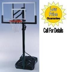 SO Lifetime 72005 Competition Portable 54 Hoop Goal Basketball System