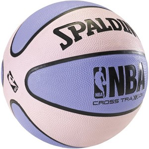 Spalding 73-713E Cross Traxxion Womens 28-inch Basketball