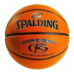 Spalding Rookie Gear Basketball 73-791E with Soft Grip