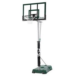Spalding 52-Inch Acrylic Portable Basketball Hoop (Model 75763)