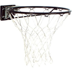 7801SP Huffy Spalding Basketball Goal Slam Jam Black Replacement Rim