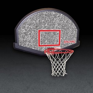 Spalding Basketball Backboard and Rim Combo 80348 48 in. Eco-Composite