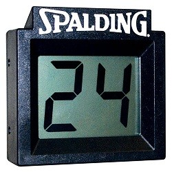 Spalding Basketball Accessories 8373 24 Second Court Shot Clock