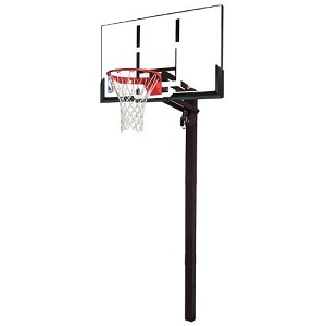 Spalding Inground Basketball Goals - 88365 54 inch Acrylic Backboard