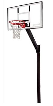 SO Spalding 88523 48 In Acrylic Basketball Goal System