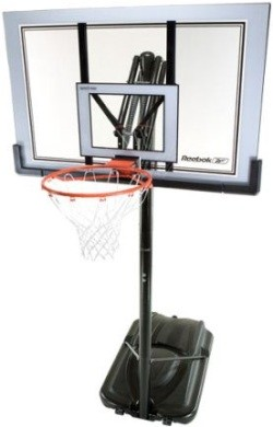 SO Lifetime Portable Basketball Hoop 90015 52 Polycarbonate Backboard