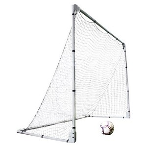 Adjustable Soccer Goal - Lifetime 90046 7 ft. x 5 ft. Maximum Size