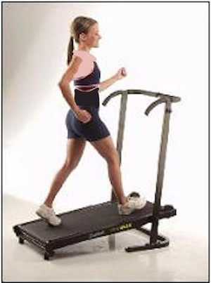 SO Health Walk Manual Treadmill