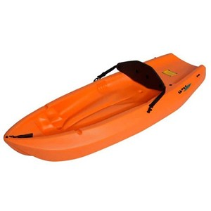 Lifetime Sit-On-Top - 90099 Orange 6 Ft Wave Youth Kayak