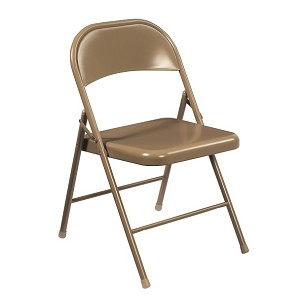 Volume Discount Pack Commercialine Series NPS Folding Chairs