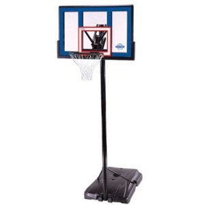 Lifetime 48-Inch Polycarbonate Portable Basketball Hoop (Model 90148)