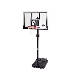 Lifetime Portable Basketball Hoop 90167 Front Adjust 52 In Backboard