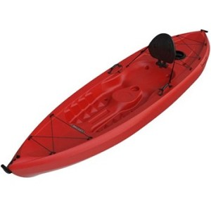Lifetime Kayaks - 10-Foot 90236 Red Tamarack Sit on Top Kayaks