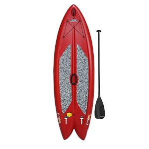 Lifetime Freestyle Paddleboard 90239 9-ft 8-inch Length Red