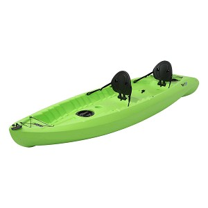 90436 Lifetime Flatwater Lime Green Kokanee 10.5 ft Kayak