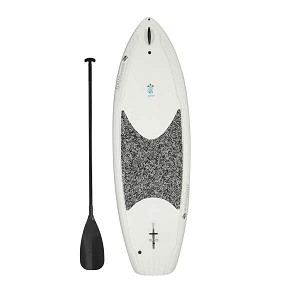 Lifetime 90524 Emotion Crush Youth Paddleboard 8-Ft White