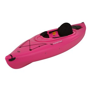 Lifetime Emotion Guster Kayak 90544 10-Ft Pink