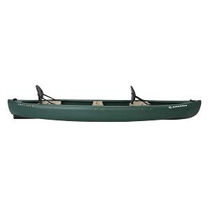 Lifetime 90561 Emotion Wasatch 130 Canoe 13-ft Forest Green