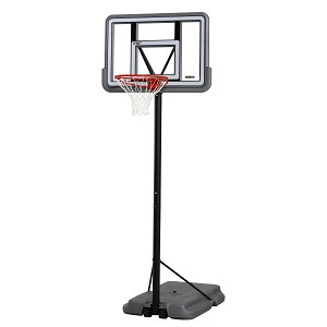 Lifetime 44-Inch Polycarbonate Portable Basketball Hoop (Model 90690)