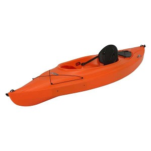 Lifetime 90899 Payette Sit-Inside Kayak 9-ft 8-in Orange