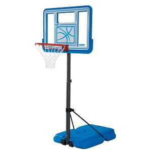 Lifetime Poolside Portable Basketball Hoop 90742 44-inch Backboard