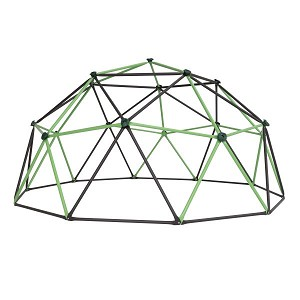Lifetime Dome Climber 90951 Green and Brown