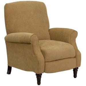 Home Flash Furniture AM-2550-6330-GG Hi-Leg Recliner Chair Chenille