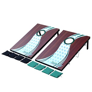 Hathaway BG3112 Cornhole Bean Bag Toss Game Set