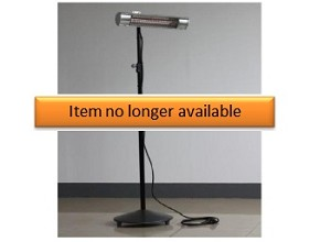 Blackstone Portable Solar Heater Stand Model 1513
