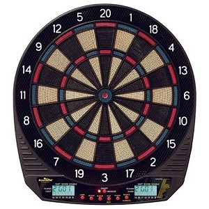 Arachnid DarTronic E24ARA Soft-Tip Electronic Dartboard Game
