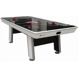 Table Hockey Game Table G04864W 8 Ft. Avenger Air Powered Hockey Game