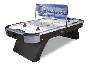 DMI HT280 7 Foot Table Hockey Table - Electric Air Blowers