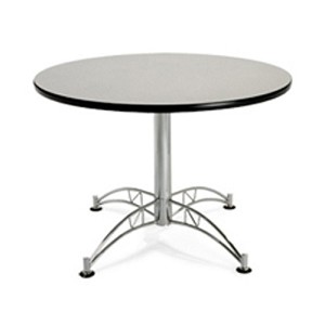 Office Tables LT42RD 42 inch Round Laminate Top Table Multi-Purpose